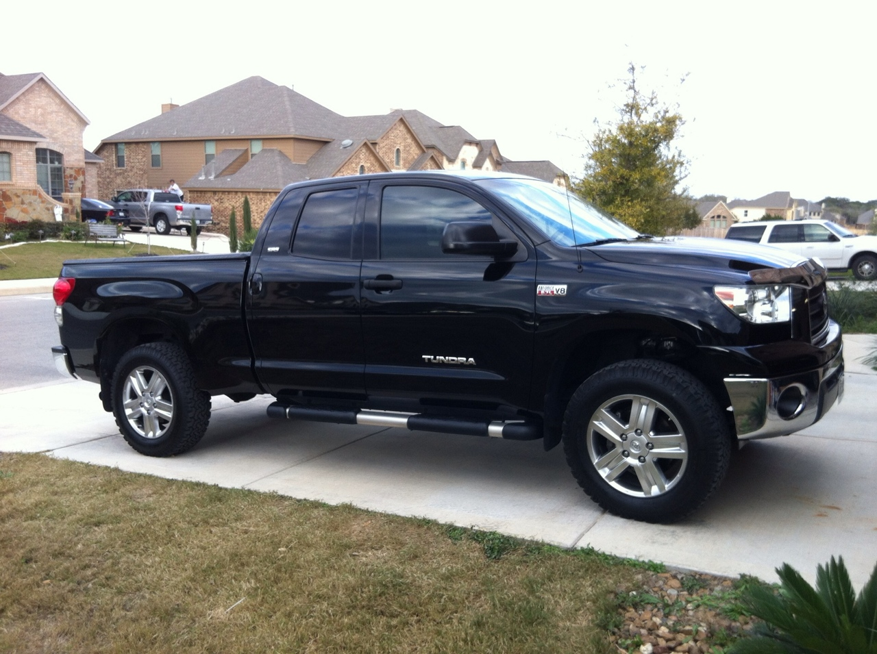 Best Size For A Proportional Look?   TundraTalk.net   Toyota Tundra  Discussion Forum